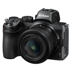"""Фотоаппарат Nikon Z 5 BK EU 24-50 Kit черный 24.3Mpix 3.2"""" 4K WiFi Nikkor Z 5 BK EU 24-50 Kit EN-EL1"""