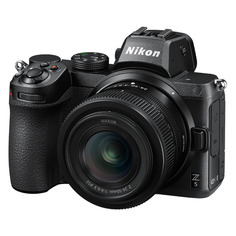 Фотоаппарат Nikon Z 5 BK EU 24-50 Kit kit ( Nikkor Z 5 BK EU 24-50 Kit), черный [voa040k001]