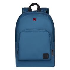 Рюкзак Wenger 610199 31x46x17см 24л. 0.52кг. полиэстер синий