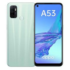 Мобильные телефоны Смартфон OPPO A53 64Gb, зеленый