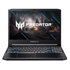 "Ноутбуки Ноутбук ACER Predator Helios 300 PH315-53-73AK, 15.6"", IPS, Intel Core i7 10750H 2.6ГГц, 16ГБ, 1ТБ SSD, NVIDIA GeForce RTX 2060 - 6144 Мб, noOS, NH.Q7YER.002, черный"