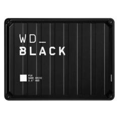 Внешний жесткий диск WD P10 Game Drive WDBA3A0050BBK-WESN, 5ТБ, черный