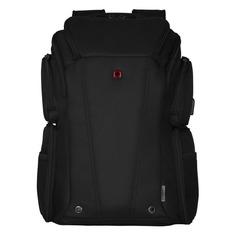 Рюкзаки, чемоданы, сумки Рюкзак Wenger 610186 33x43x21см 29л. 1кг. полиэстер черный