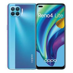 Мобильные телефоны Смартфон OPPO Reno 4 Lite 128Gb, синий