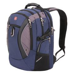 Рюкзаки, чемоданы, сумки Рюкзак Wenger SWISSGEAR (SA1015315) 35x48x23см 39л. 1.18кг. полиэстер синий/черный