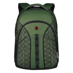 Рюкзаки, чемоданы, сумки Рюкзак Wenger 610212 35x47x27см 27л. 0.82кг. полиэстер зеленый