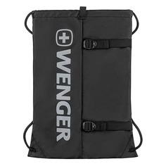 Рюкзаки, чемоданы, сумки Рюкзак Wenger 610167 35x48x1см 12л. 0.206кг. полиэстер черный