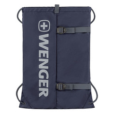 Рюкзаки, чемоданы, сумки Рюкзак Wenger 610168 35x48x1см 12л. 0.206кг. полиэстер синий