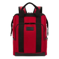 Рюкзак Wenger SWISSGEAR (3577112405) 29x41x17см 20л. 1.2кг. полиэстер красный/черный