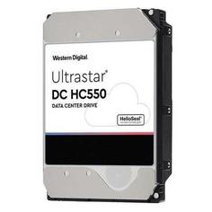 Жесткий диск WD Original SAS 3.0 16Tb 0F38357 WUH721816AL5204 Ultrastar DC HC550 (7200rpm) 512Mb 3.5