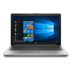 "Ноутбук HP 250 G7, 15.6"", Intel Core i5 1035G1 1.0ГГц, 8ГБ, 256ГБ SSD, NVIDIA GeForce Mx110 - 2048 Мб, DVD-RW, Windows 10 Professional, 197U1EA, серебристый"