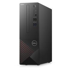 Компьютер DELL Vostro 3681, Intel Core i3 10100, DDR4 8ГБ, 1000ГБ, Intel UHD Graphics 630, CR, Windows 10, черный [3681-9863]