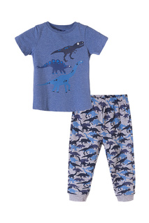 Пижама для мальчиков 5.10.15. 5,10,15