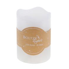 Свеча Boltze led высокая 7х10 см