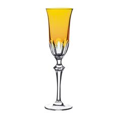 Набор бокалов для шампанского Арнштадт Бокал для шампанского 6шт амбер (9509/7)