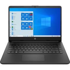 Ноутбук HP 14s-dq1034ur Black 22M82EA