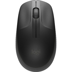 Компьютерная мышь Logitech M190 Charcoal