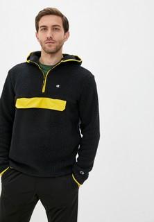 Толстовка Champion PREMIUM Hooded Half Zip Top