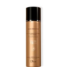 DIOR BRONZE Солнцезащитное масло-дымка для лица, тела и волос SPF15