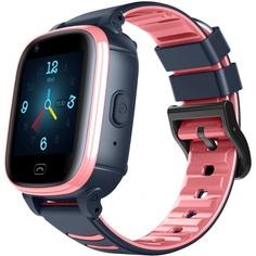 Детские умные часы Jet Kid VIsion 4G Pink/Grey