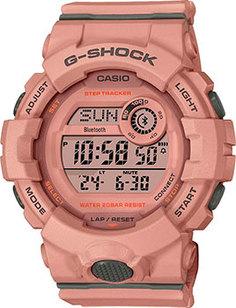 Японские наручные женские часы Casio GMD-B800SU-4ER. Коллекция G-Shock