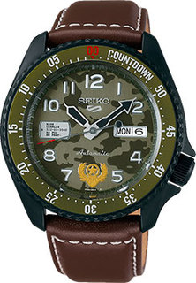 Японские наручные мужские часы Seiko SRPF21K1. Коллекция Seiko 5 Sports