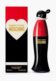 Туалетная вода Moschino Cheap&Chic by Moschino, 100 мл.