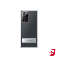 Чехол Samsung Clear Standing Cover для Note 20 Ultra. прозрачный (EF-JN985CTEGRU)