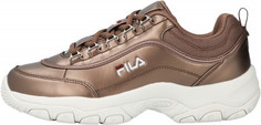 Кроссовки женские FILA Strada F, размер 38