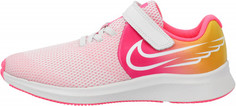 Кроссовки для девочек Nike Star Runner 2 Sun (Psv), размер 34