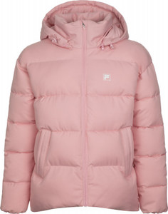 Куртка утепленная для девочек FILA, размер 140