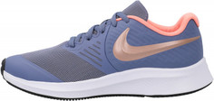 Кроссовки для девочек Nike Star Runner 2 (GS), размер 36.5