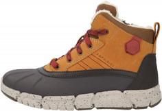 Ботинки для мальчиков Geox J Flexyper Boy B Abx, размер 34