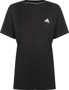 Футболка женская adidas Must Haves 3-Stripes, размер 46-48