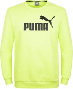 Свитшот мужской Puma Ess+ Crew Sweat Fl Big Logo, размер 48-50