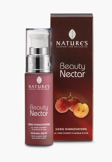 Сыворотка для лица Nature's Harmony and Wellbeing восстанавливающая Beauty Nectar, 30 мл