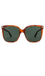Солнцезащитные очки square - Gucci