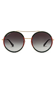 Солнцезащитные очки round - Gucci