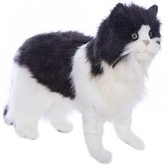 """Мягкая игрушка Hansa """"Кот черный"""", 46 см"""