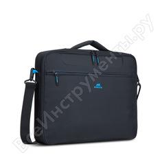 "Сумка для ноутбука и документов rivacase clamshell laptop bag black, 16"" 8087"