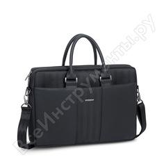 """Сумка для ноутбука и документов rivacase laptop business attach? black,15.6"""" 8135"""