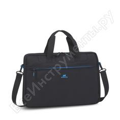 """Сумка для ноутбука и документов rivacase laptop bag black 15.6"""" 8037"""
