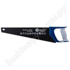 Ножовка по дереву кобальт 450 мм 246-159