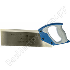 Ножовка по дереву кобальт 300 мм 246-173