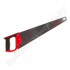 Ножовка по дереву 450 мм (3d-заточка, каленая, мелкий зуб) кедр 035-4509 24839