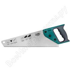 Ножовка по дереву универсальный рез 550мм biber 85678 тов-153293