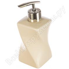 Дозатор для жидкого мыла vanstore crema 389-03