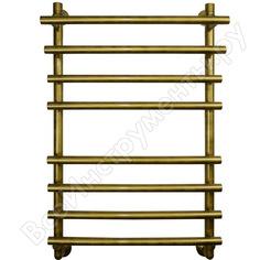 Полотенцесушитель ника bamboo лб-3 80/40 бронза