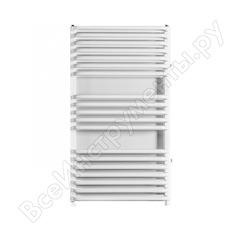Электрический полотенцесушитель luxrad salto invest 920*530 мм, белый, с терморегулятором selmo pad 063719