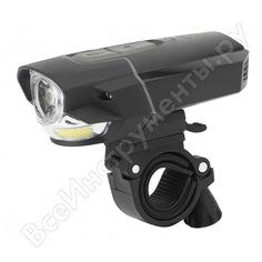 Велосипедный фонарь эра va-901 5вт cob, подсветка колеса, алюминий, литий, зарядка от usb, бл б0033767